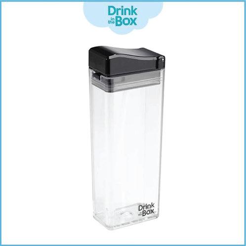 Drink in the Box 12 oz. กระบอกน้ำหัดดื่มสูญญากาศสีใส