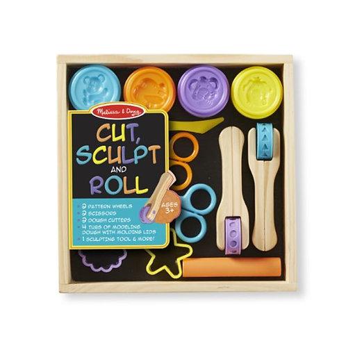 Cut Sculp & Roll ชุดประดิษฐ์ปั้น ตัด ม้วน