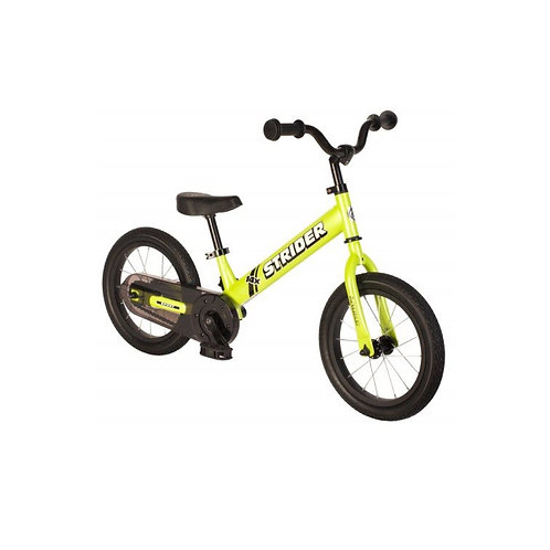 Strider 14x Sport Balance Bike 2018 - Green