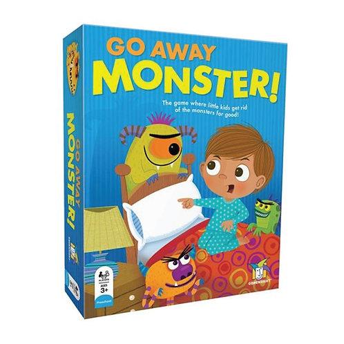 Go Away Monster Game