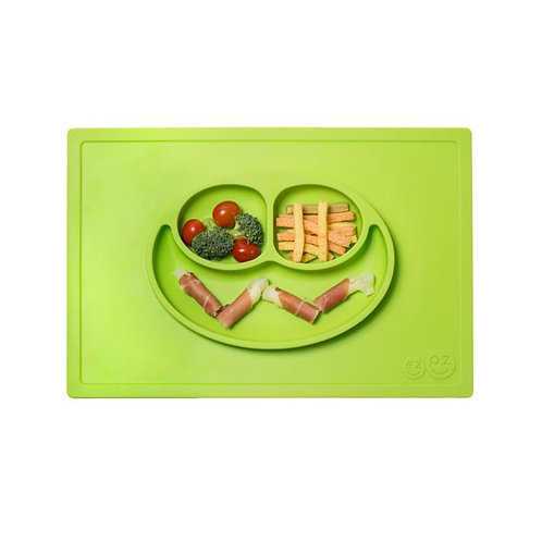 The Happy Mat in Lime