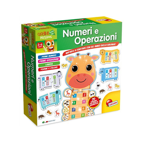 CAROTINA PLUS NUMBERS AND SUMS