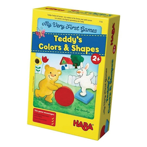 Teddy's Color&Shapes