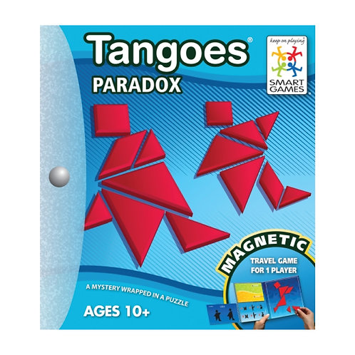 Magnetic Tangoes paradox