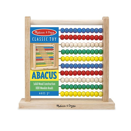 Abacus ลูกคิดนับเลข 10 หลัก