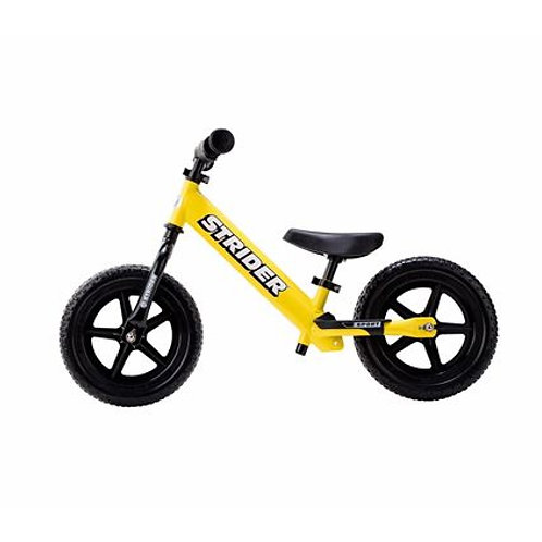 Strider Bike 12 Sport - Yellow