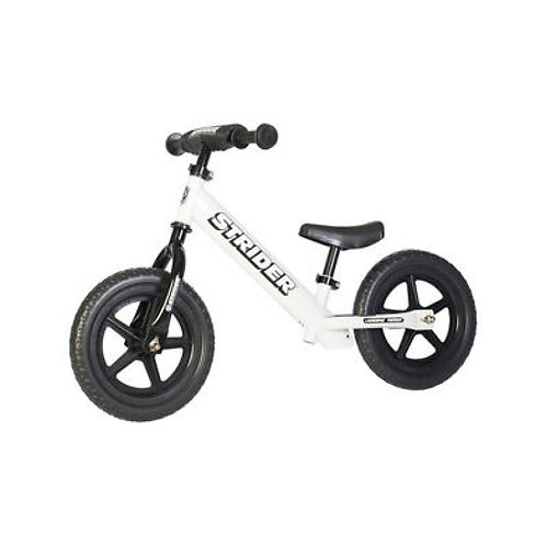 Strider Bike 12 Sport - White