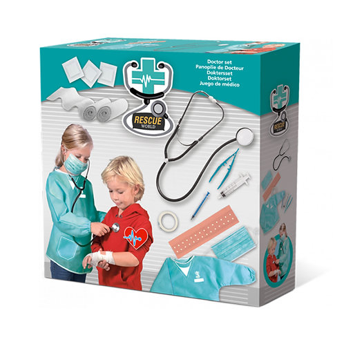 Doctor set ของเล่นชุดแพทย์สำหรับเด็ก