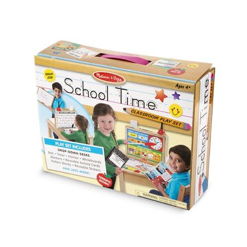 School Time Classroom Play Set ชุดเล่นสวมบทบาทคุณครู