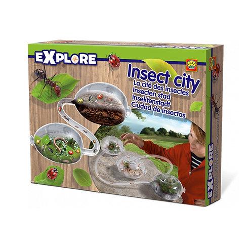 Insect city สร้างเมืองแมลง !
