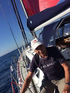 Sail fast - walk slow