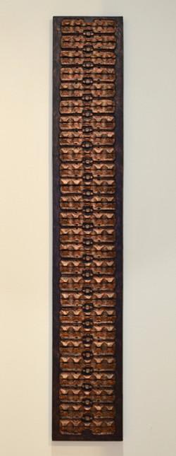 """Totem II, 72x12"""""""
