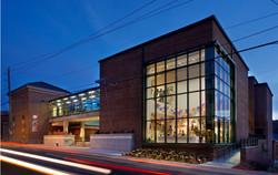 Turchin Center for the Visual Arts, Boone, NC