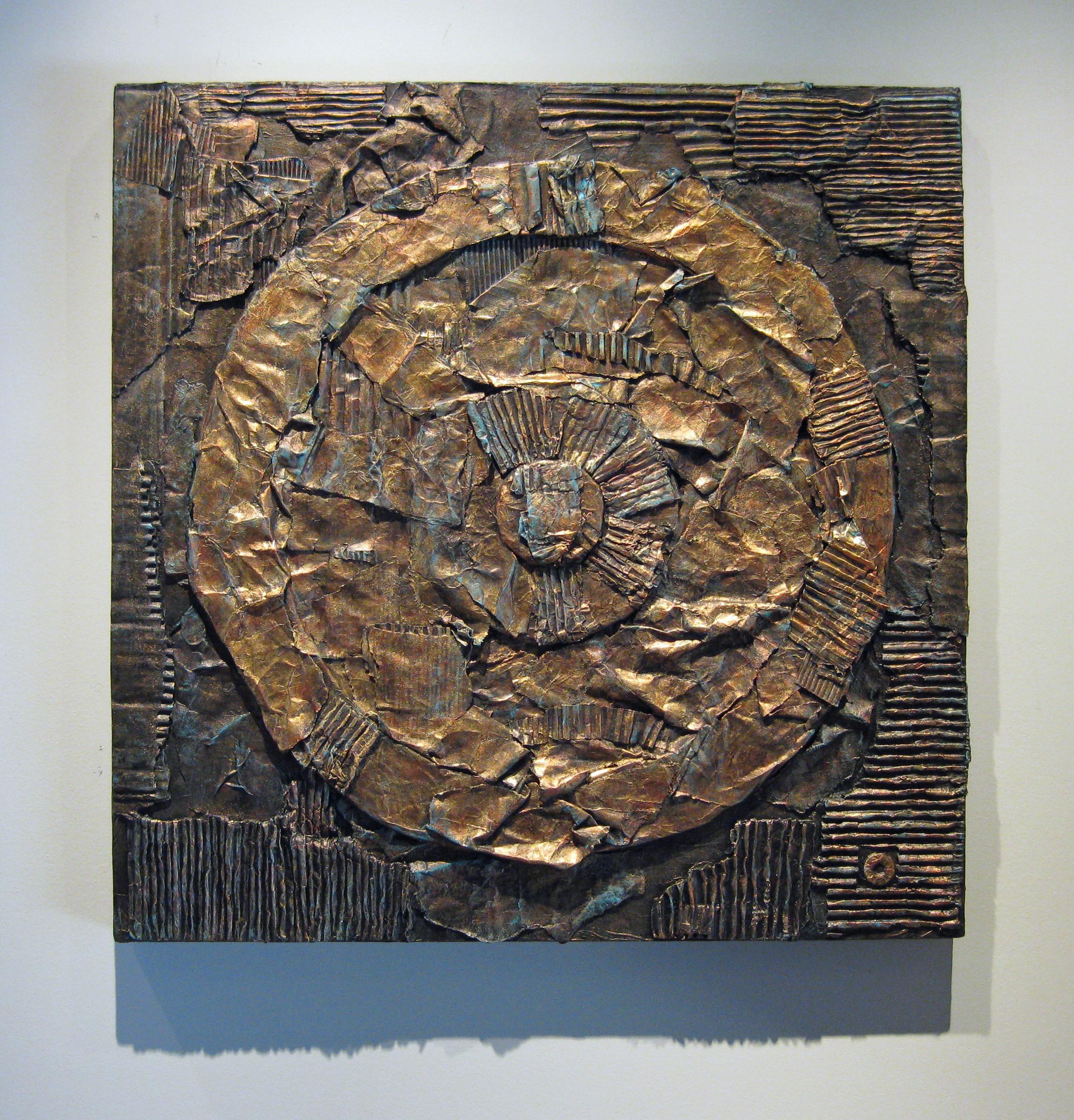 """Solar Disk, 24x24"""""""