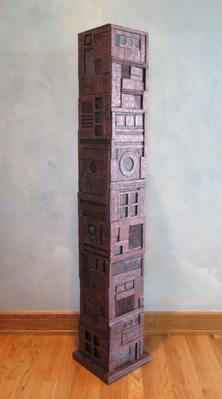 """Pillar, 54.5x10x10"""""""