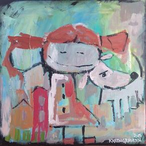 #gravesendesign #malerier #maleri #paint