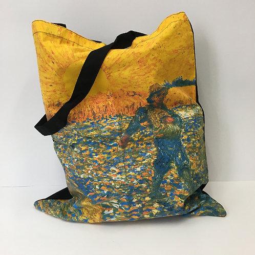 """Katoenen tas """"De Zaaier """"Vincent van Gogh"""
