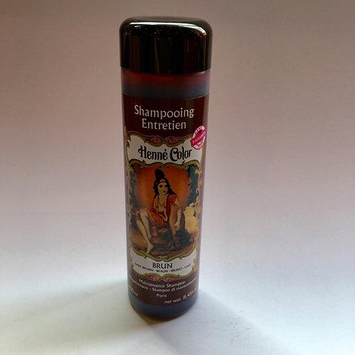 henna shampoo bruin brun spiritual sky