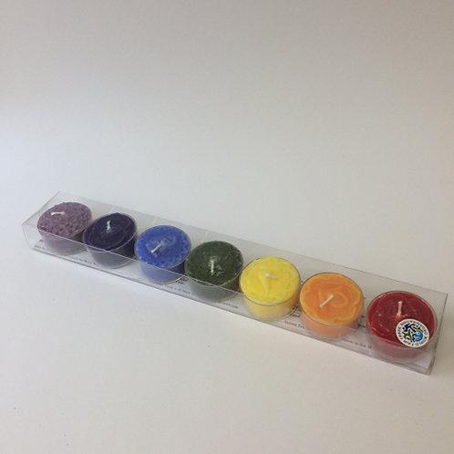chakra geurkaarsen scented candles kleur vrolijk kaarsen kaars handgemaakt gelijke rechten fair trade duurzaam handmade