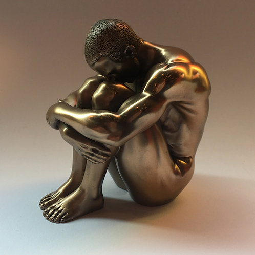 Body Talk Man 12x9cm asian spirit