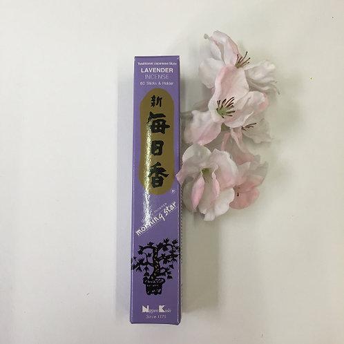 Morningstar wierook Japan incense lavendel