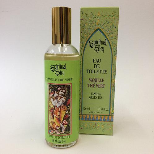 "Eau de toilette ""Vanilla Green Tea"" Nr. 4 - Spiritual Sky"