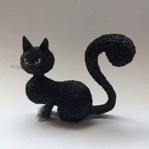 """De katten van Dubout  """"La Belle zwart wit"""