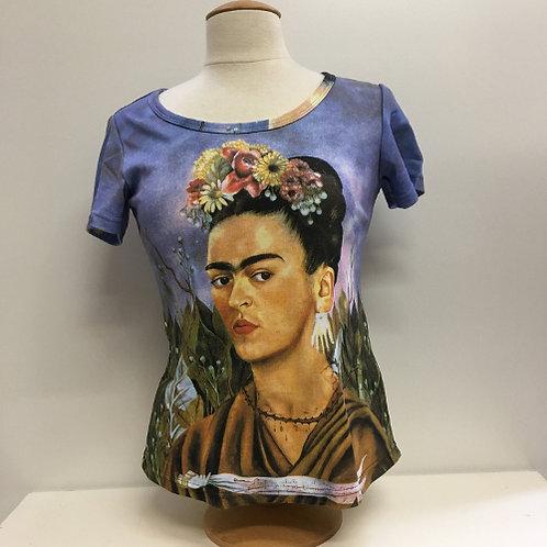 """T-Shirt Korte mouw """"Frida Kahlo """""""