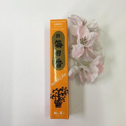 Amber Morningstar wierook Japan