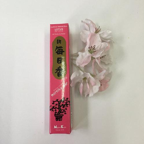 Morningstar wierook Japan incense lotus
