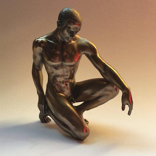 Body Talk Man 15.5x14.5cm asian spirit