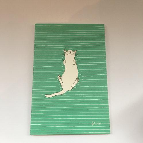Felines  Notebook