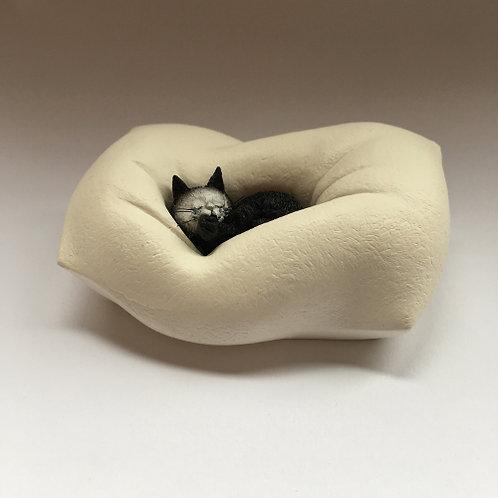"""De katten van Dubout  """"slaap tijd cat nape"""