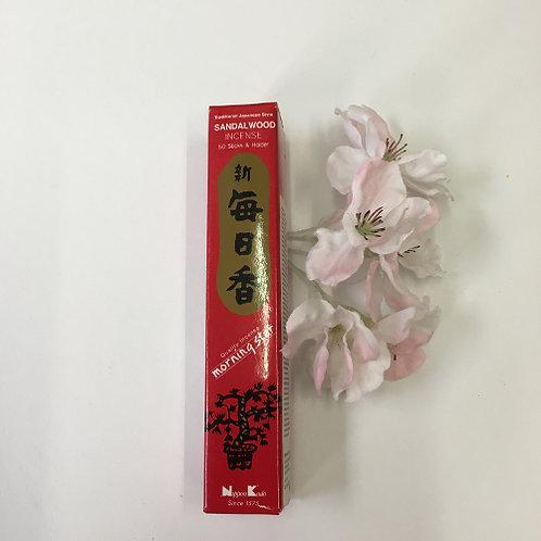 Morningstar wierook Japan incense sandelwood