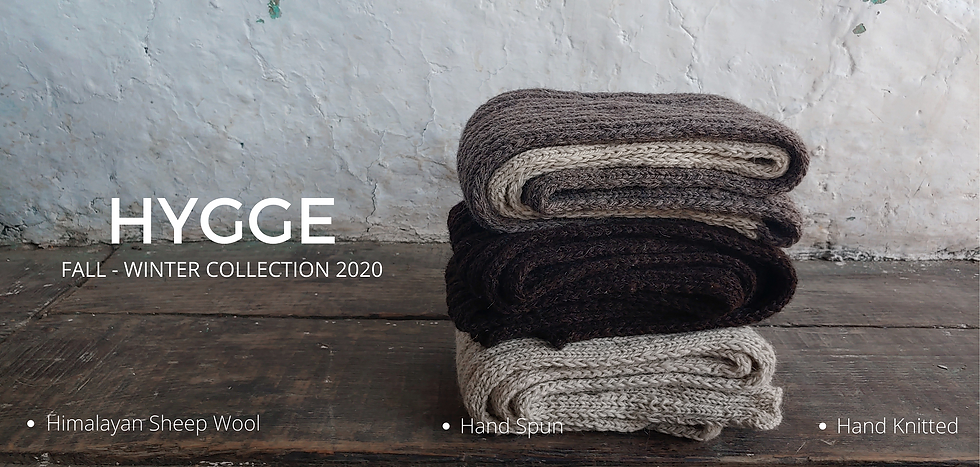 FALL - HYGE WINTER COLLECTION 2020 - The