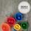 Thumbnail: Bowls & Balls Sorting-Stacking Set