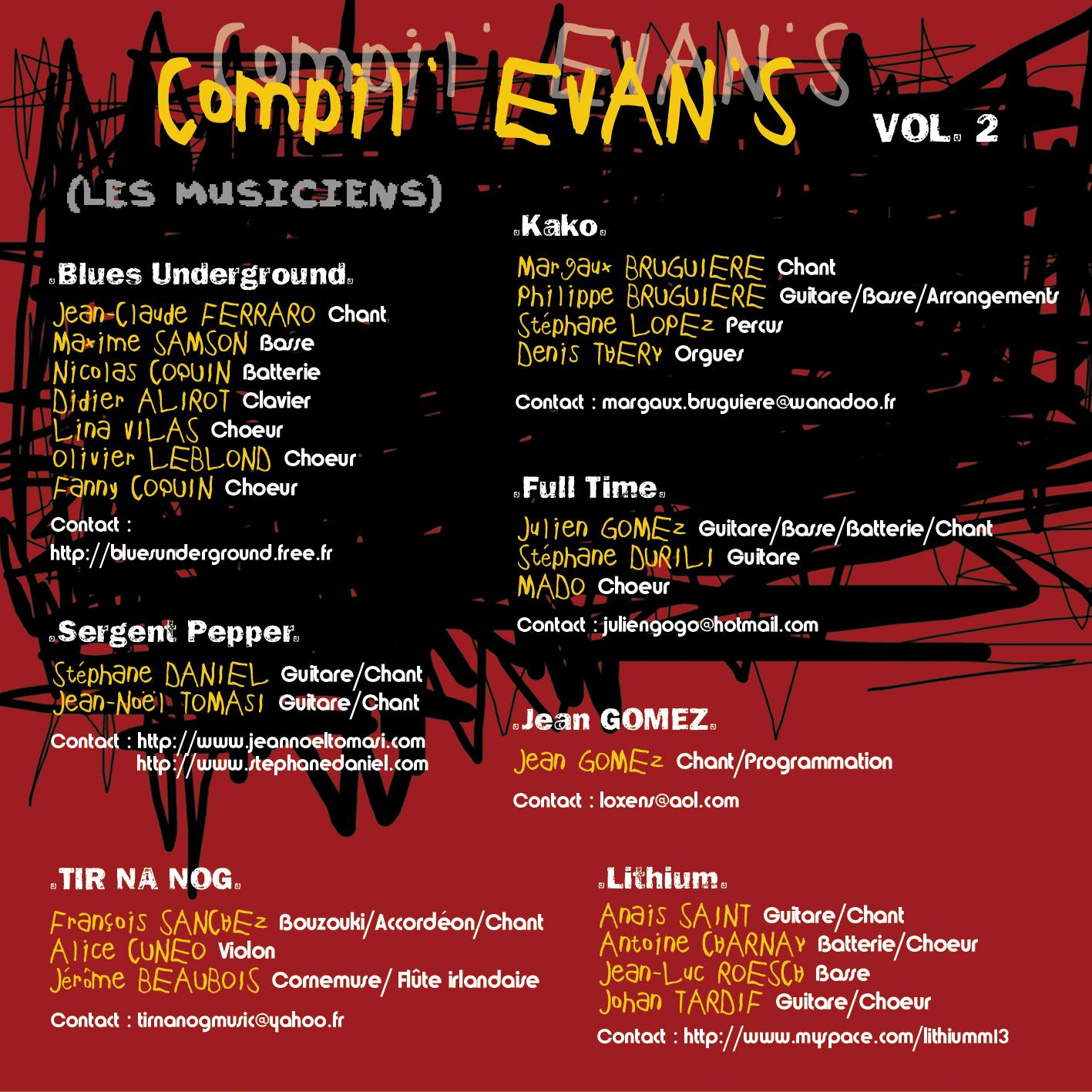 Compil Evans vol.2