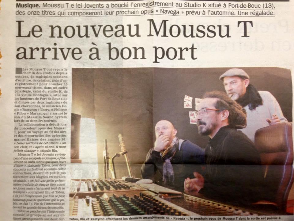 MoussuT-La Marseillaise FEV16 #1