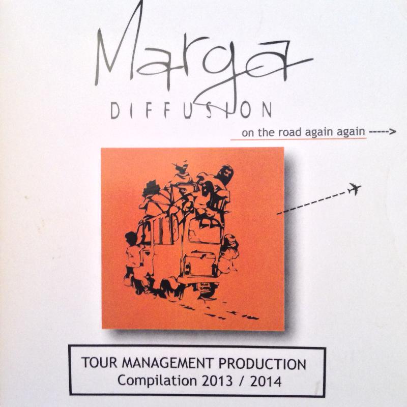 Marga diffusion - Compilation
