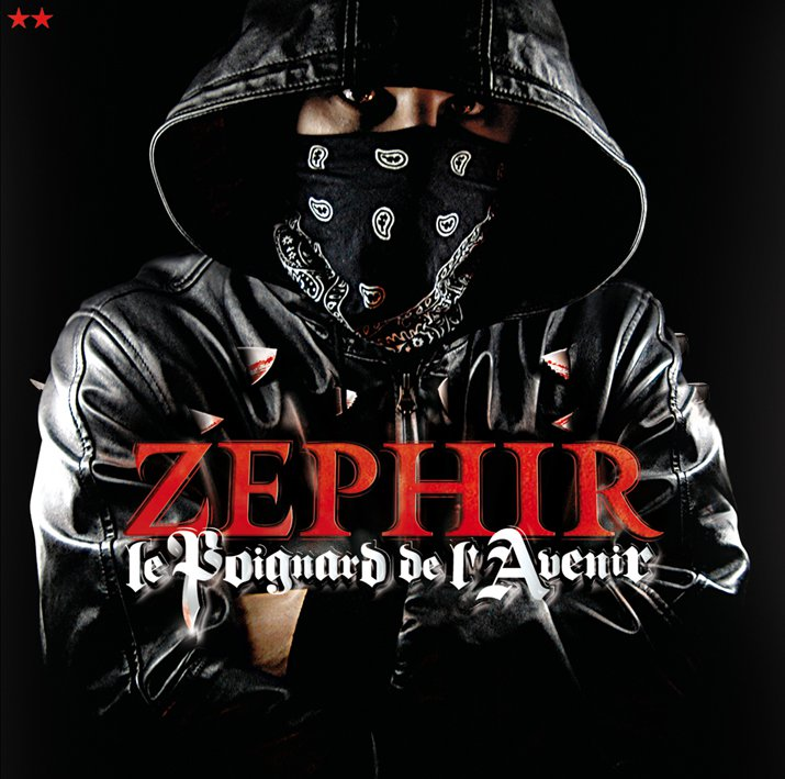 Zephir - Le poignard de l'avenir