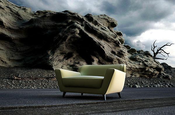 armchair, koltuk