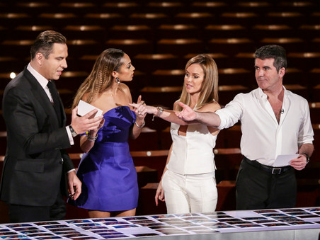 Which Britain's Got Talent acts made it to the live shows?