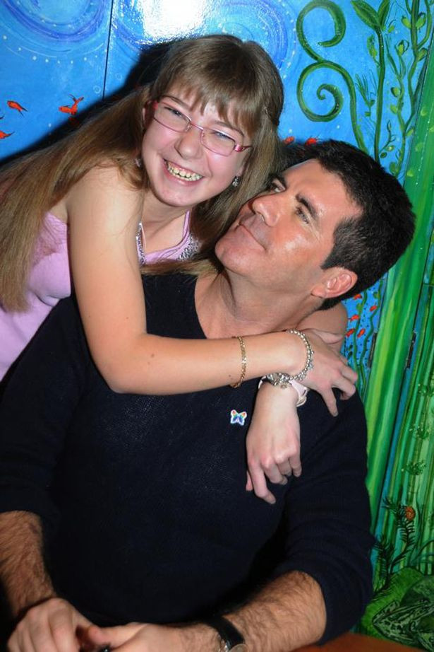 Simon and Siann Tolfree at the Children's Hospice