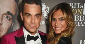 Robbie Williams and his wife Ayda new judges for X Factor?