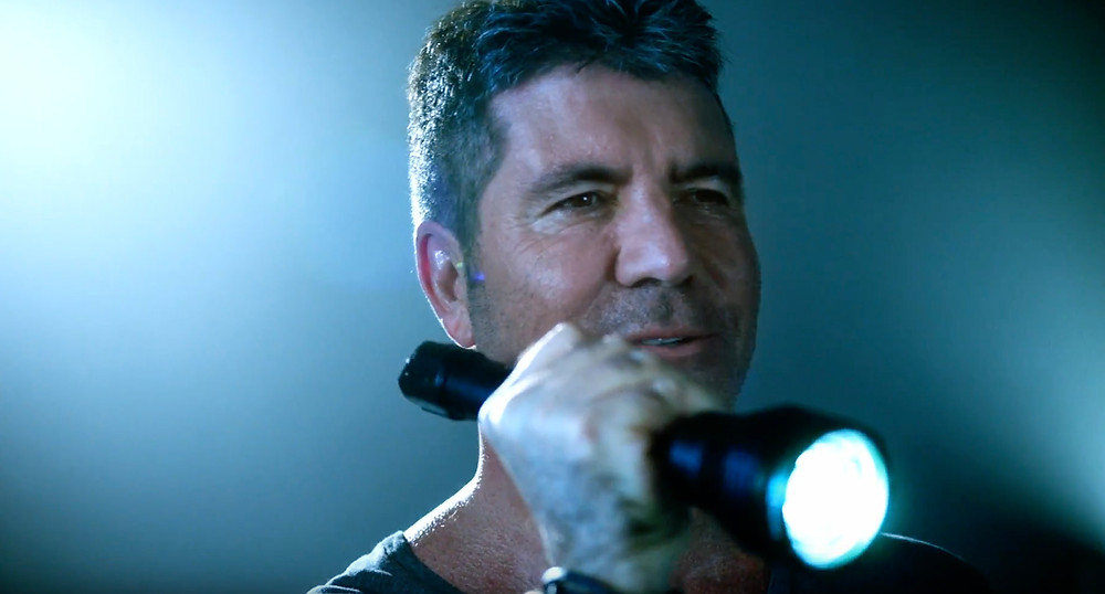 Simon Cowell in America's Got Talent Promo