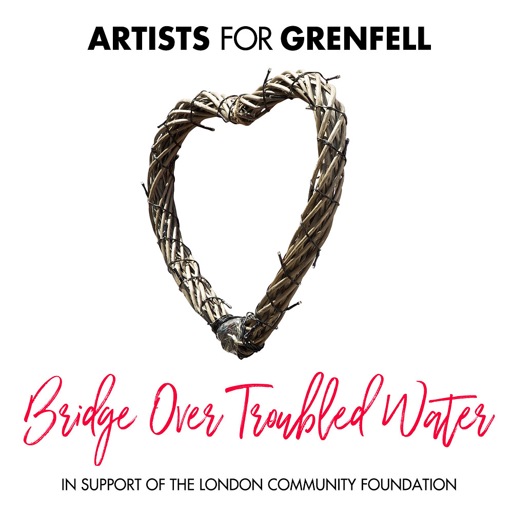 Artists For Grenfell - Simon Cowell
