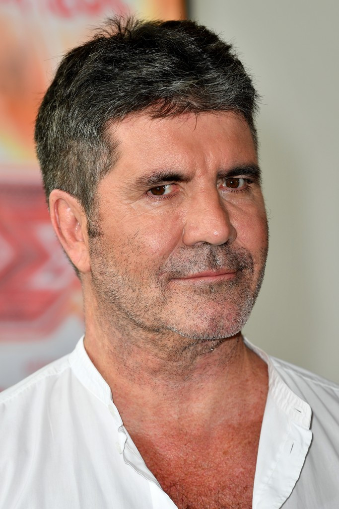simon cowell - x factor Liverpool