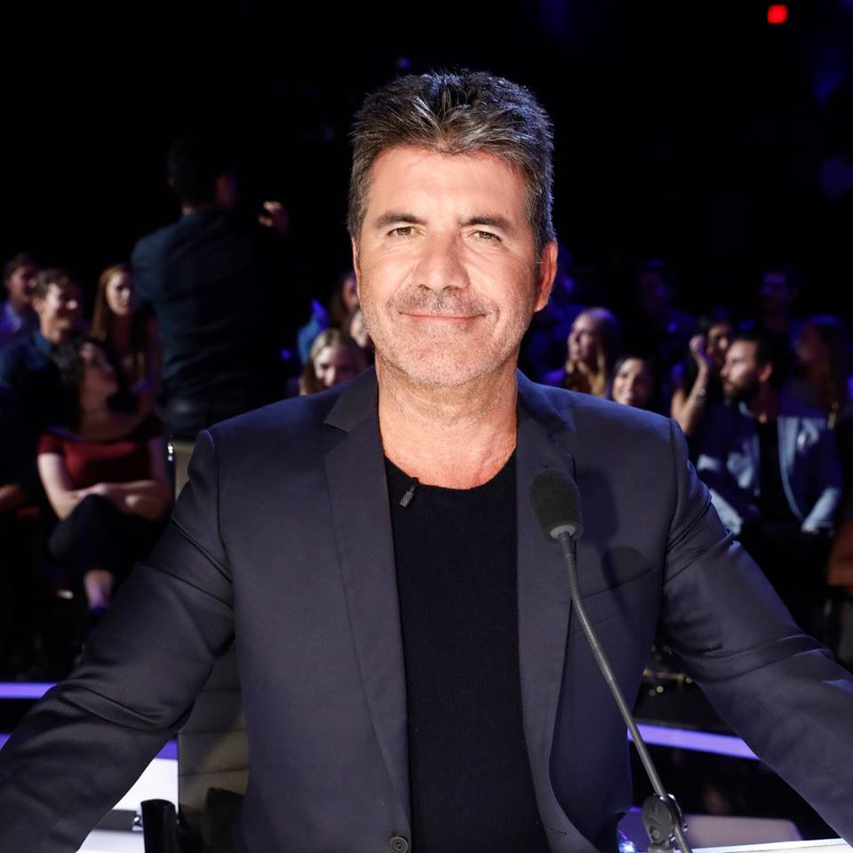 Simon Cowell on X Factor