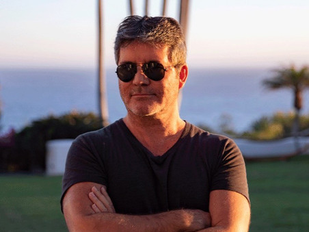 Simon Cowell is recovering well posting an update on social media