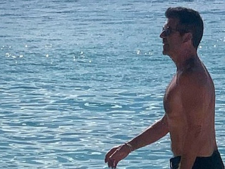 Simon Cowell reveals the secrets to his incredible weight loss